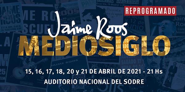 Jaime Roos — Noticias