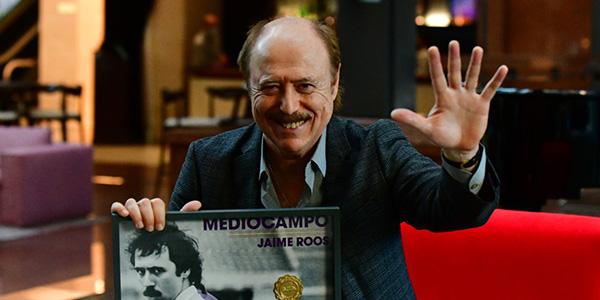 """""""Mediocampo"""" es Disco de Oro en vinilo"""